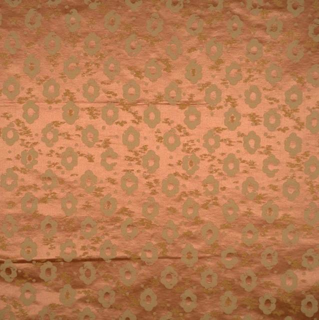 Scalamandre Fabric Gran Canal Coral 26418-002