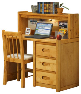 3 drawer student desk with hutch contemporary kids