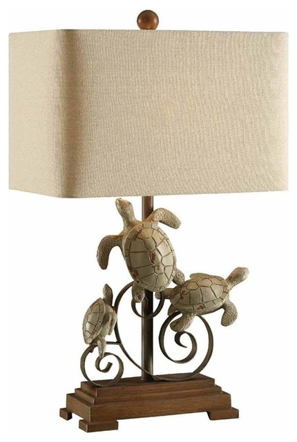 Turtle Bay Table Lamp.