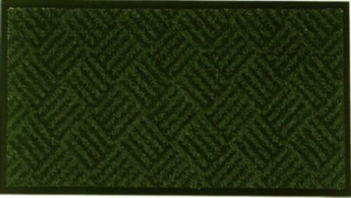 Bacova 05521 Floor Saver Ii Mat W Slide Resistant Rubber Backing 18 X30 Green