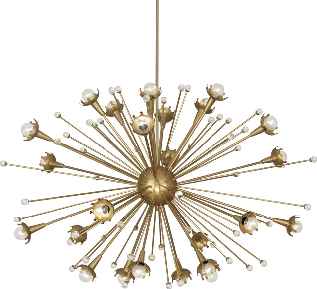 Robert abbey jonathan adler large sputnik chandelier robert abbey jonathan adler large sputnik chandelier antique brass contemporary chandeliers mozeypictures Image collections
