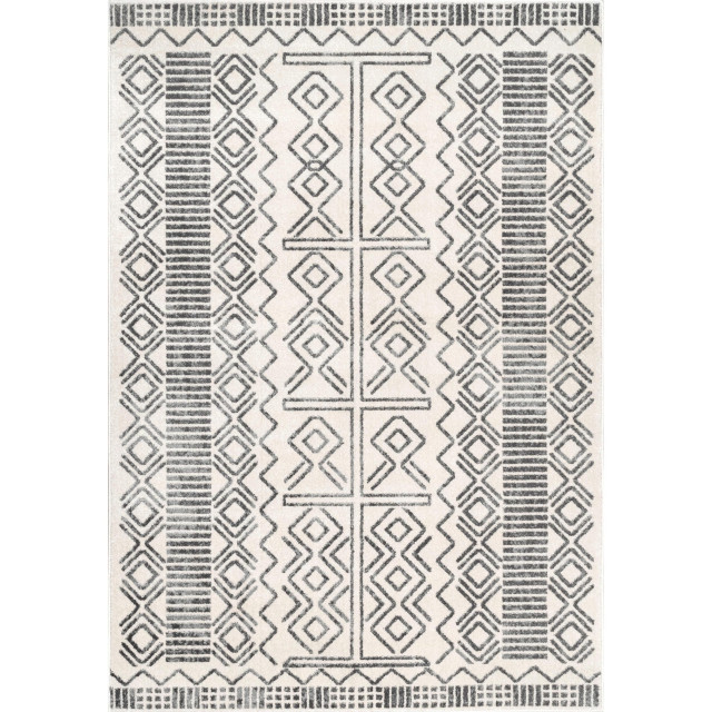Nuloom Transitional Area Rug Scandinavian Area Rugs By Nuloom