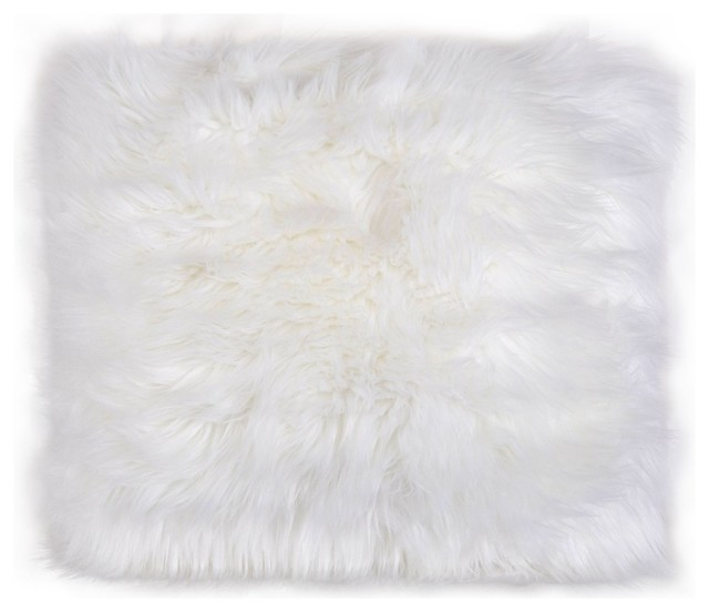 Nicole Miller Faux Fur Dec Pillow Nm40A40 Contemporary Impressive Nicole Miller Decorative Pillows