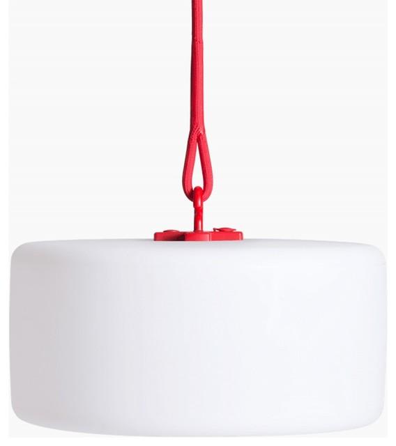 Fatboy Outdoor Modern Battery Led Garden Lamp Red