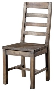 Wooden Dining Chair, Sundried Ash