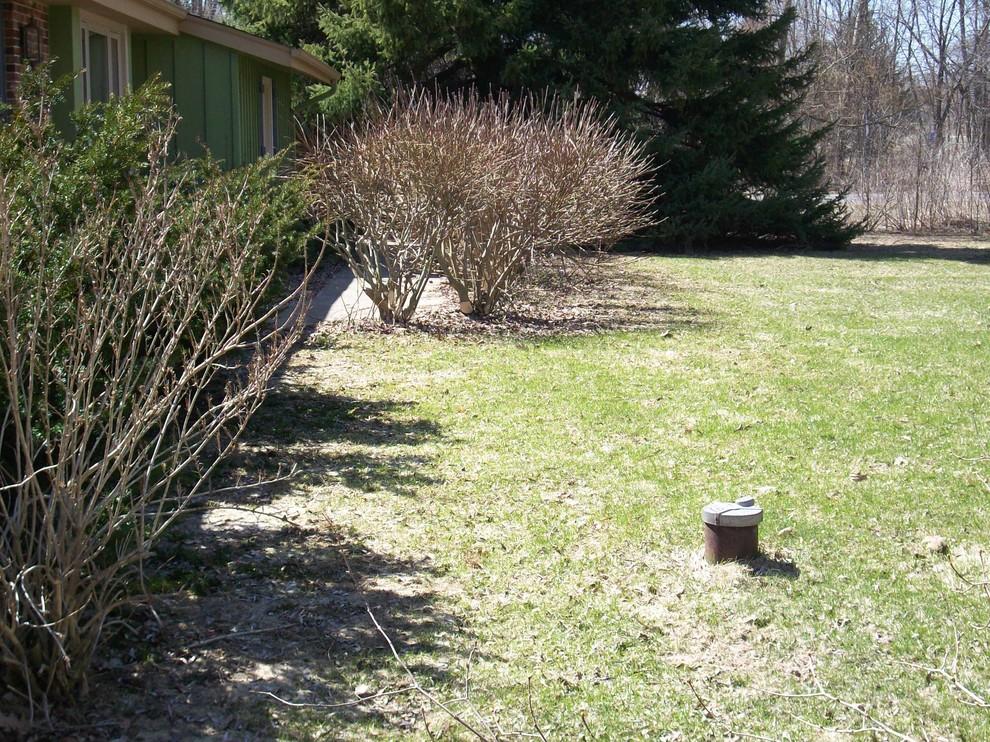 Asian Inspired Front Garden - Cedarburg