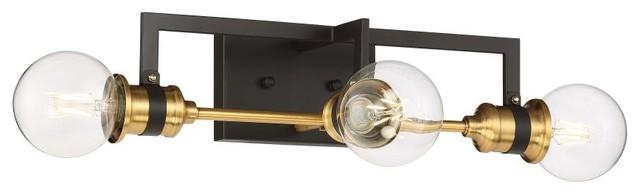 Nuvo 60/6973 Intention 3 Light Vanity