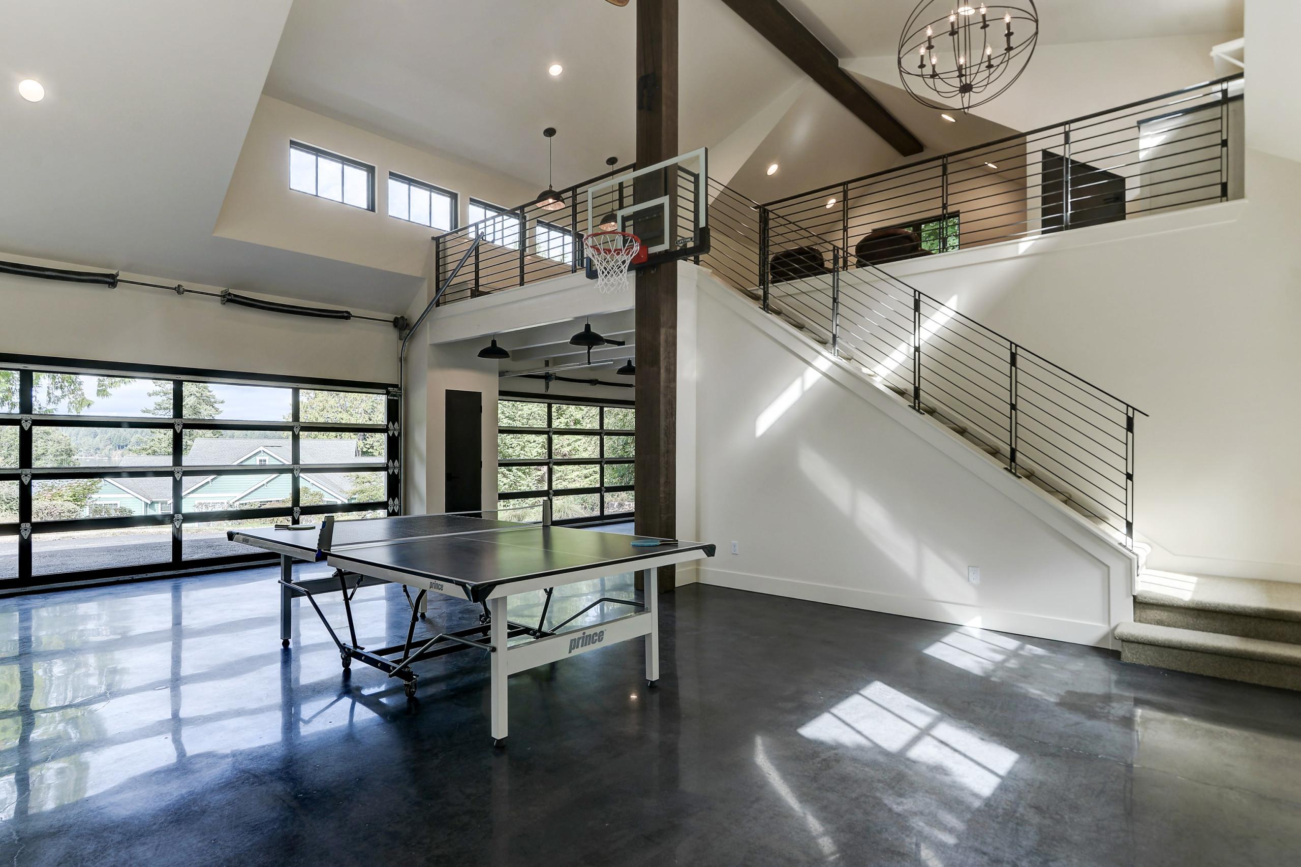 Garage Siding/Interior Remodel - Olympia, WA