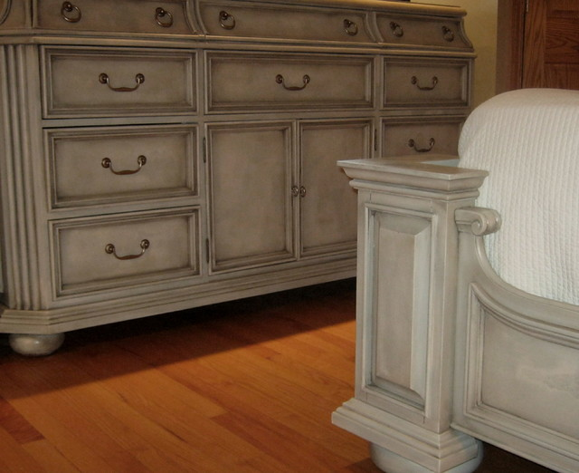 Master Bedroom Furniture Traditional Bedroom Chicago By Distinctive Applications