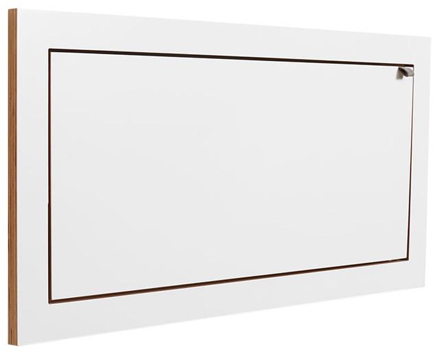 Fläpps Big Birch Plywood Shelf, White