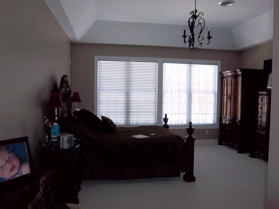 Bedroom before redesign