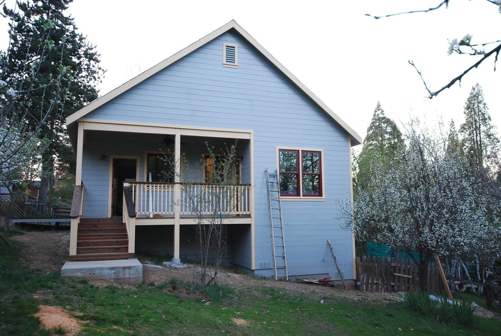 Ground up granny house in downtown Nevada City