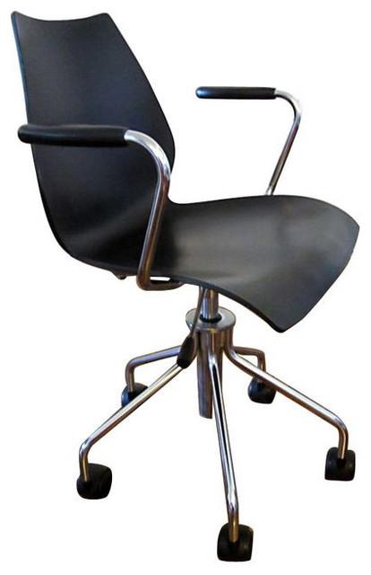Kartell Maui Swivel Chair 5 Wheels 495 Est Retail 175 On Chairi