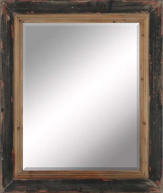 Rustic Chic Mirror. -1