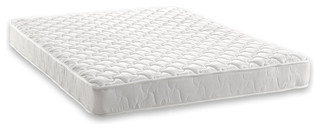 """6"""" Thick Foam and Coil Mattress, Twin Size"""
