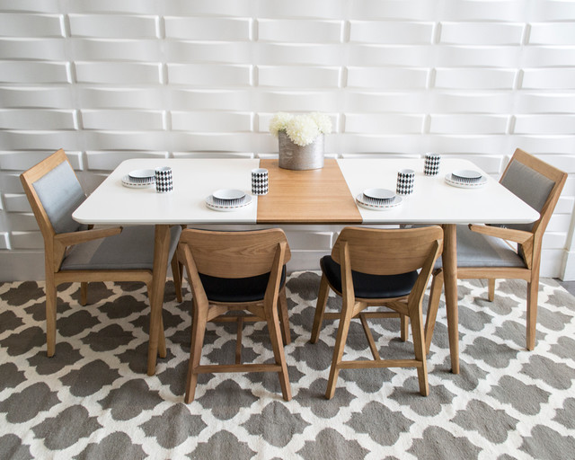 b686e854594e Kure Collection by Rove ConceptsMidcentury Dining Room, Los Angeles. The Marcus  Dining Table ...