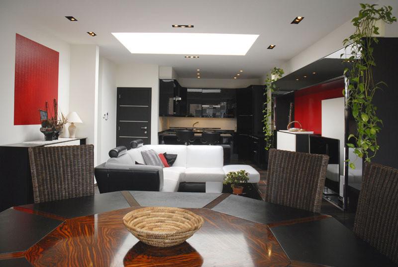 Transformation d'un entrepôt en appartement