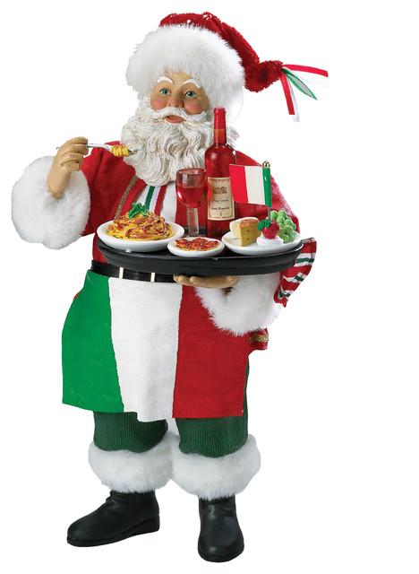 105 musical italian santa