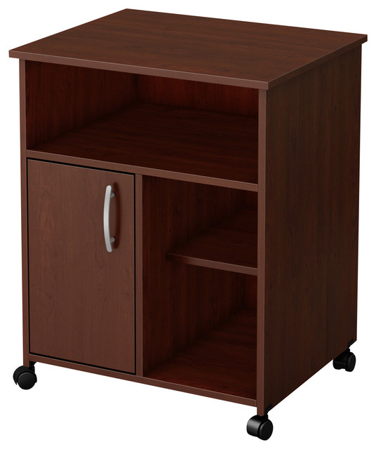 South Shore Axess Printer Stand - Transitional - Office Carts And Stands - by South Shore Furniture