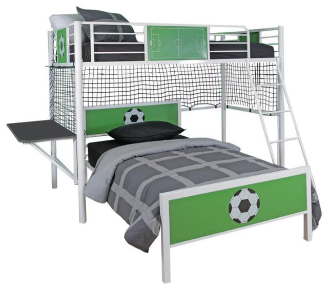 Goal Keeper Loft Bed.