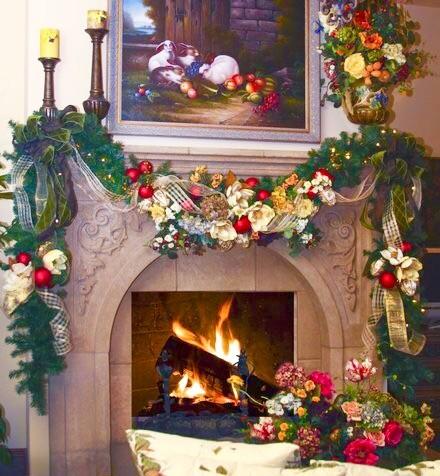L U X E entertaining | fine florals & holiday design