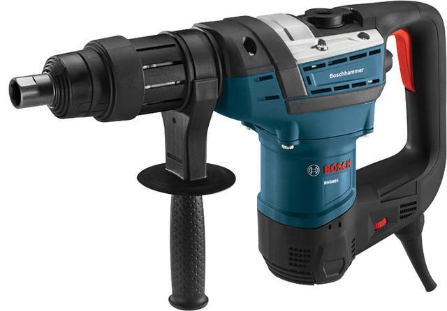 Bosch Rh540s 1-9/16 Spline Combination Rotary Hammer.