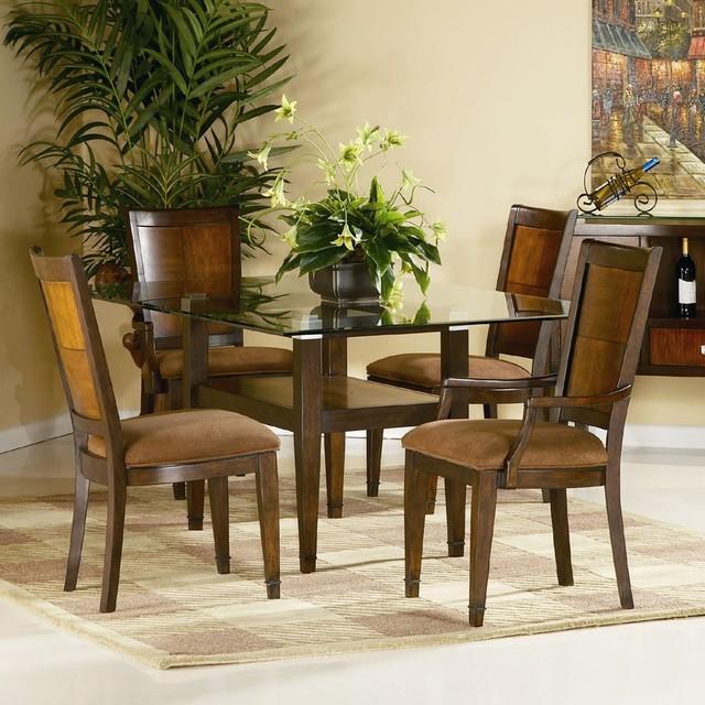 Bassett Mirror Dunhill Dining Table D1171 600