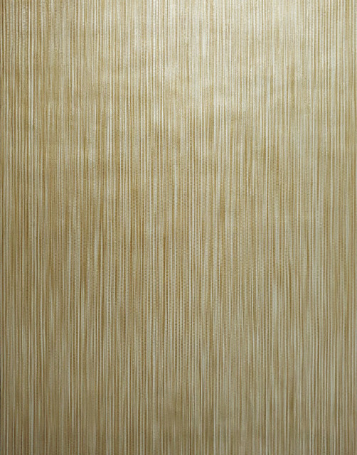 Wallpaper Brass Metallic Gold Textured Faux Grasscloth Contemporary Wallpaper By Wallcoverings Mart Houzz