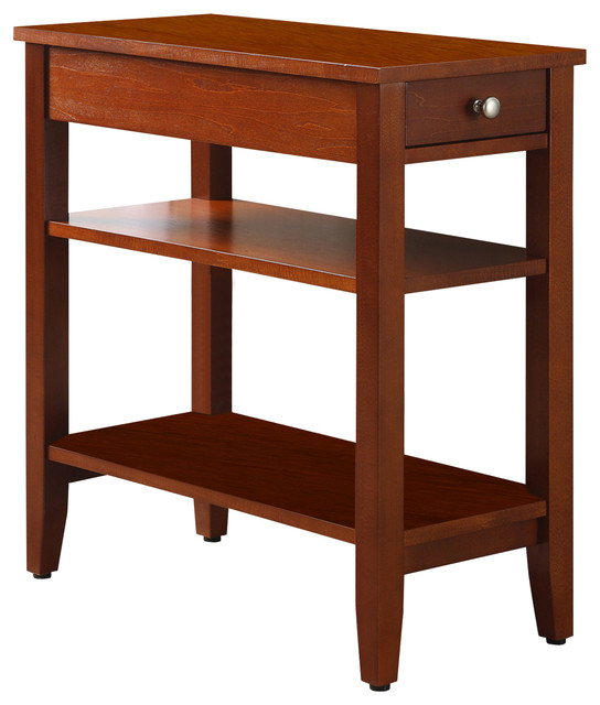 Convenience Concepts American Heritage Three Tier End