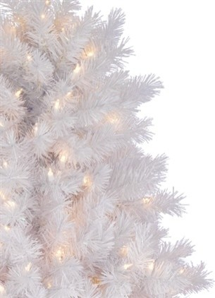 White Emerges as 'It' Color for Holiday Staging