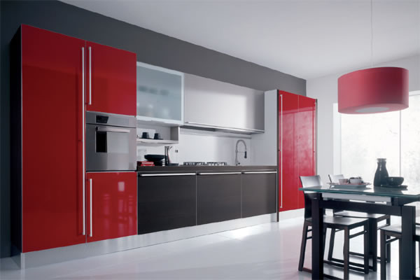 Miro Kitchen Collection Aran Cucine Italy Modern Kitchen Cabinetry San Francisco By