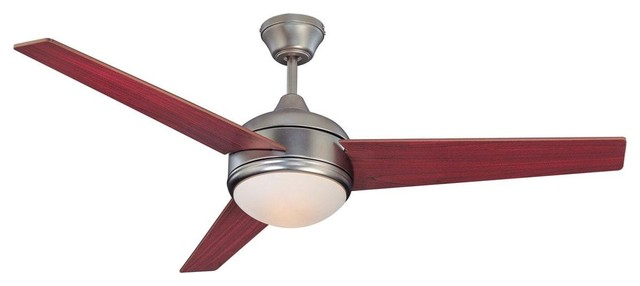 Concord Fans Skylark 52 Satin Nickel Ceiling Fan - 52sky3esn.
