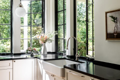 Kitchen of the Week: Superstar Windows Let In Forest Views