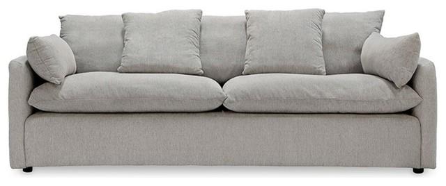 Modern Furniture Couch cameron sofa - modern - sofas -the mdb family