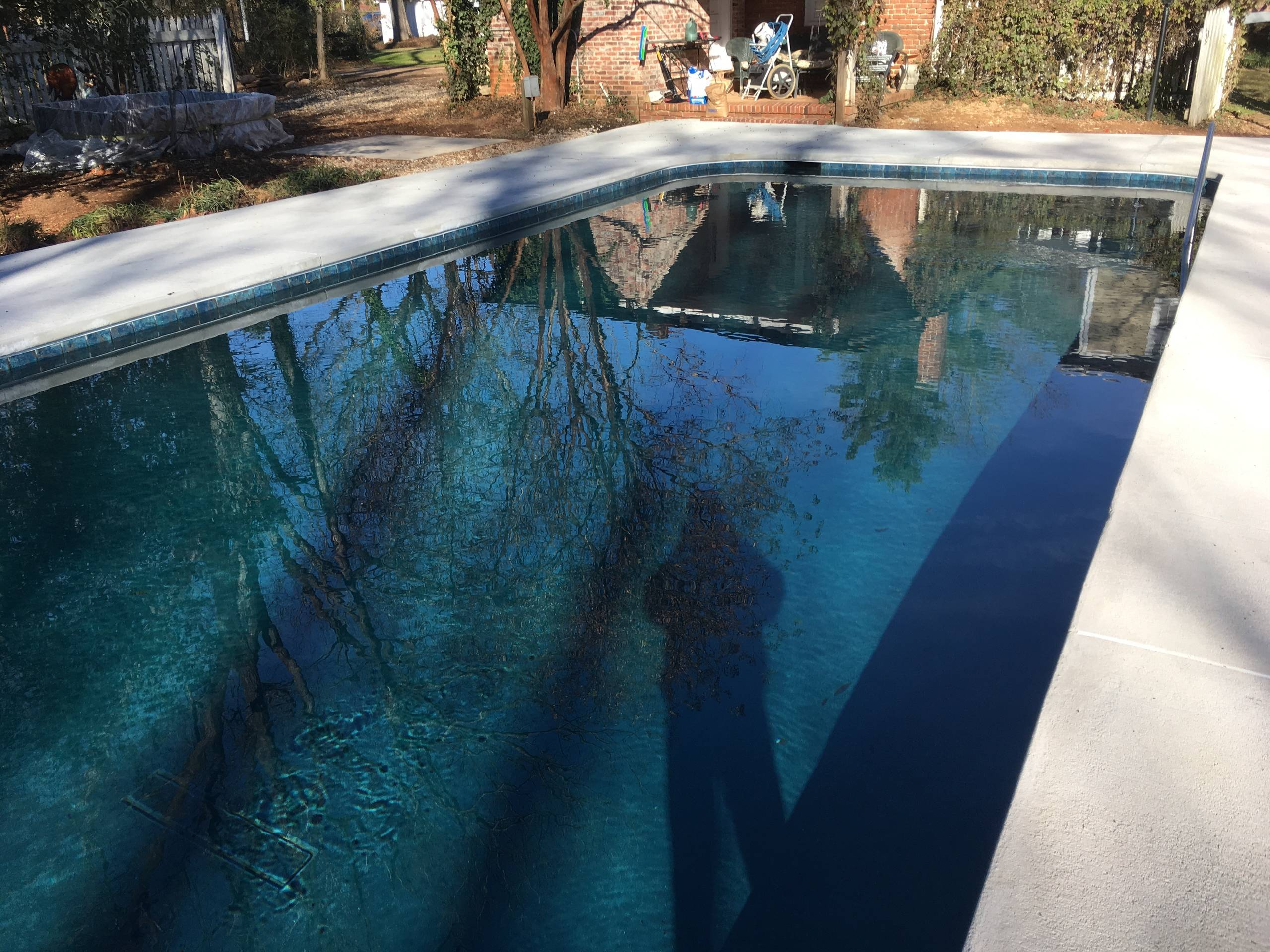 Hillsborough Pool Renovation