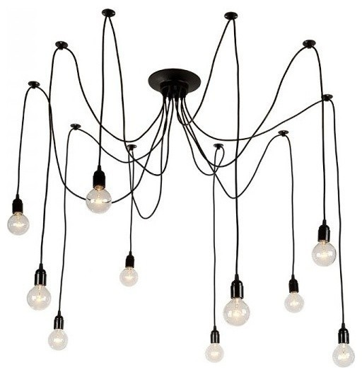 Chandeliers Chandeliers for your home houzz light society tentacle chandelier chandeliers audiocablefo