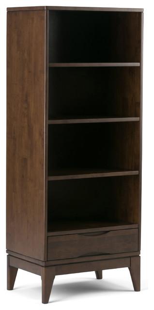 Harper Bookcase With Storage.
