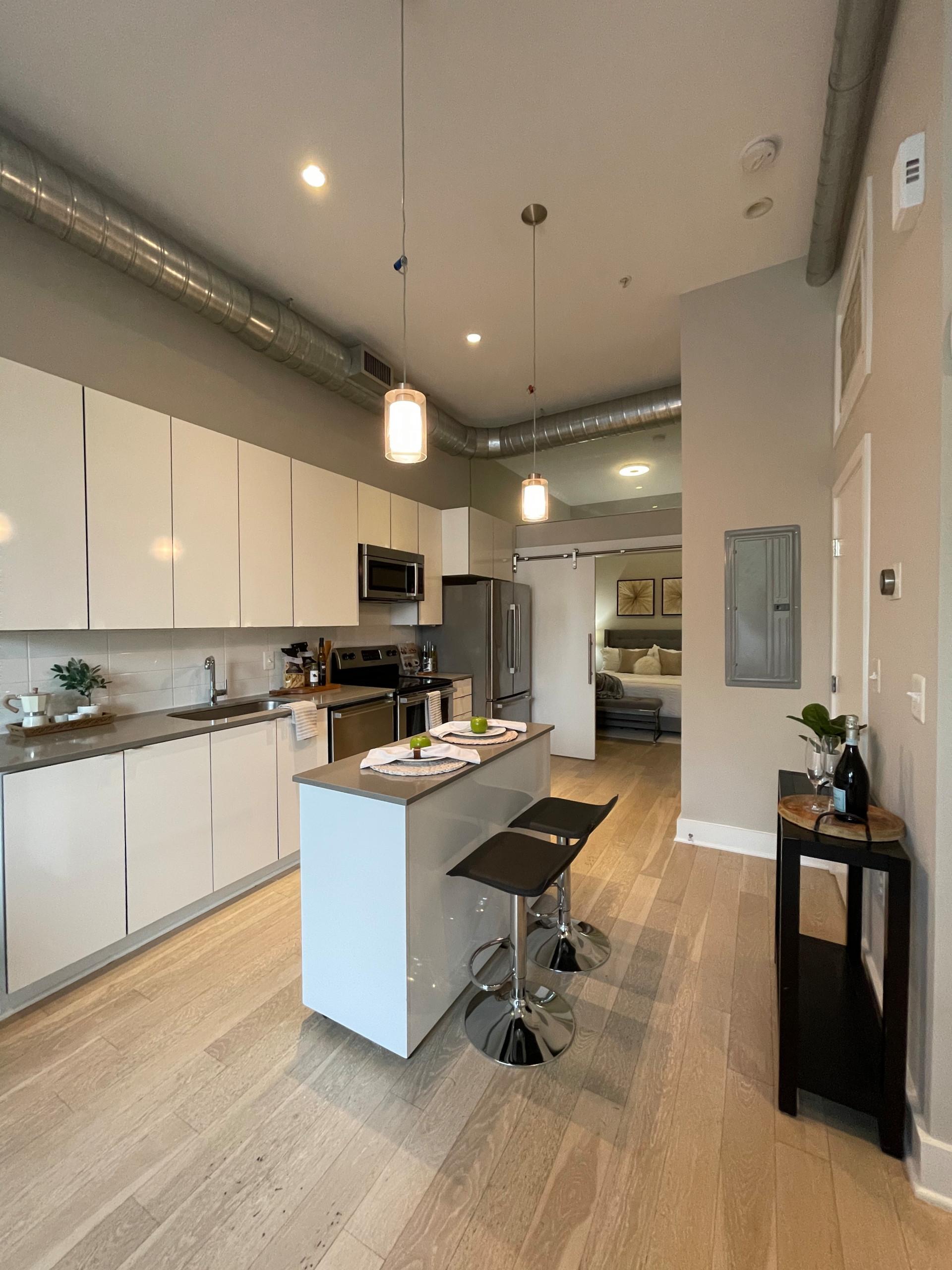 Simple Modern Studio Space