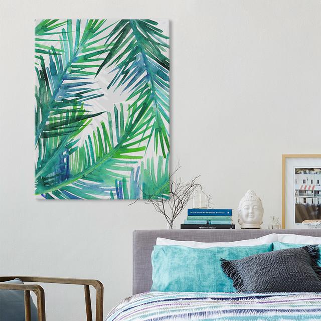Waikiki Canvas Wall Art Tropical