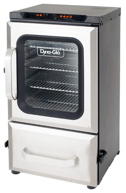 "Dyna-Glo Digital Bluetooth Electric Smoker, 30""."