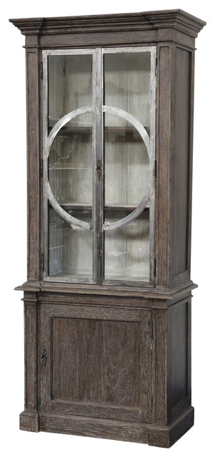Thin Tall Distressed Cabinet - Traditional - China ...