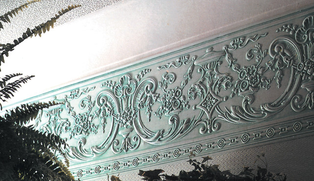 Anaglypta And Lincrusta Wallcoverings And Borders