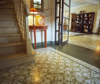 via fliesen zementfliesen mediterran m nchen von raumeslust e k. Black Bedroom Furniture Sets. Home Design Ideas