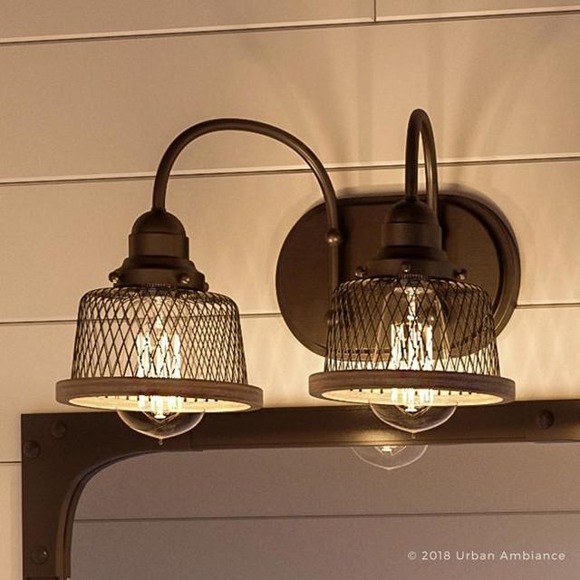 Luxury Vintage Bathroom Vanity Light, Vintage Bathroom Light