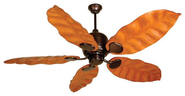 Kona Bay Indoor Ceiling Fans, Oiled Bronze.