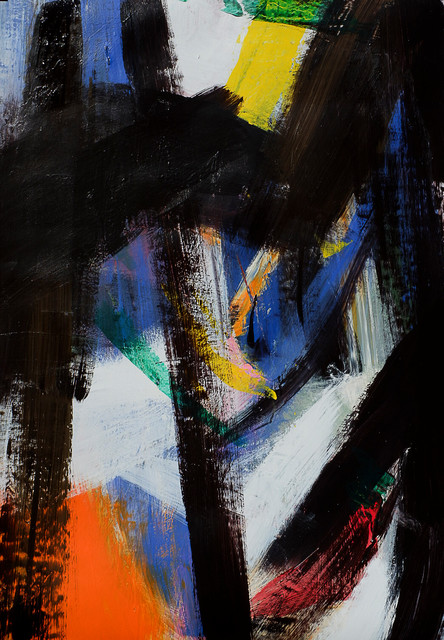 Cheryl Johnson In Love with Franz Kline