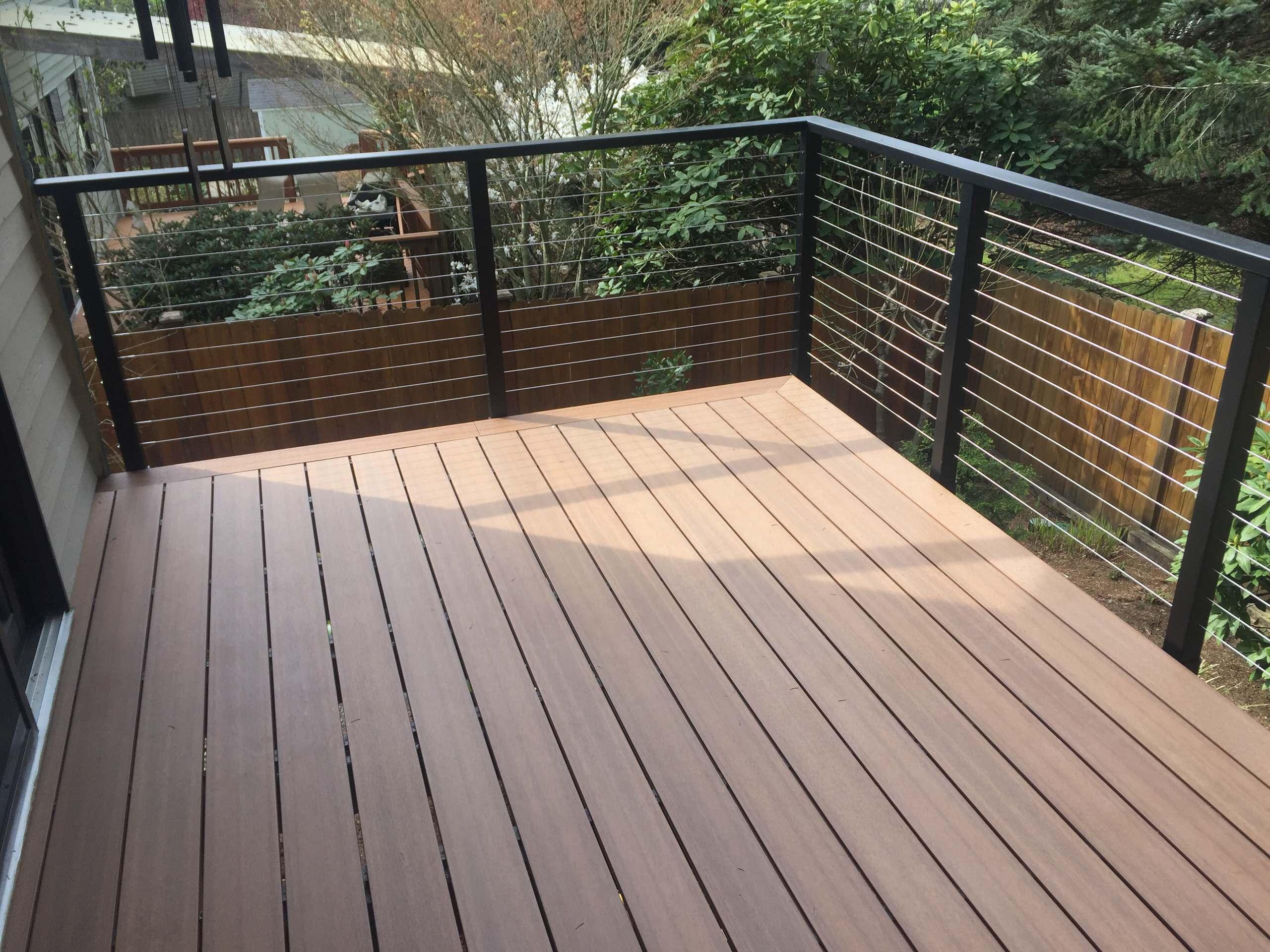 Cali Bamboo Deck
