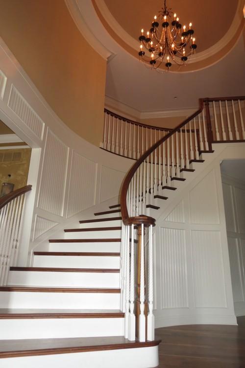 Foyer Trim Design : Foyer trim