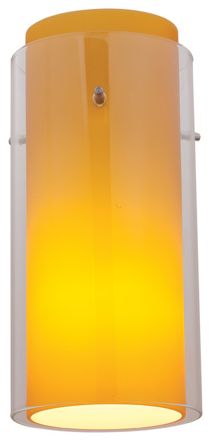 lighting globes glass. Glass U0027n Cylinder Shade Brushed Steel Finish And ClearAmber Contemporary Lighting Globes