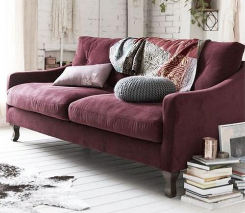 Need Ideas For Velvet Sofas Modern Living Room Trends